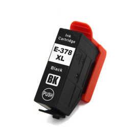 Epson 378XL T3781xl inktcartridge zwart hoge capaciteit huismerk