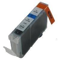 Geschikt Canon Cli-8 licht cyaan met chip  van inktpatronenexpress