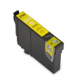 Epson T2714 XL geel huismerk met chip