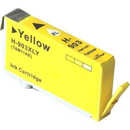 Geschikt HP 903 XL Geel met chip  van inktpatronenexpress