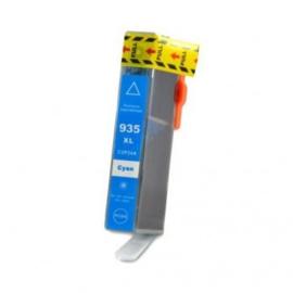 HP 935XL (C2P24AE) inktcartridge cyaan hoge capaciteit huismerk