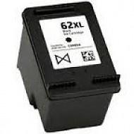 HP 62XL (C2P05AE) inktcartridge zwart hoge capaciteit huismerk