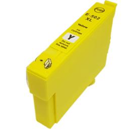 Geschikt Epson 502XL inktcartridge geel hoge capaciteit van inktpatronenexpress