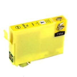 Geschikt Epson 603XL inktcartridge geel hoge inhoud van Inktpatronenexpress