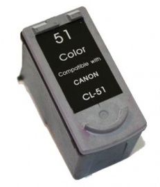 Canon Cli-51 kleur huismerk