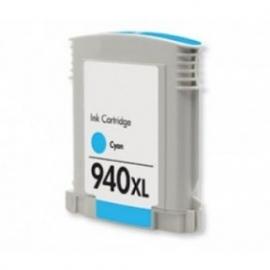 Geschikt HP 940XL Cyaan C4907A cartridge van inktpatronenexpress
