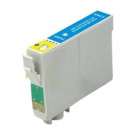 Epson T0712 cyaan huismerk met chip