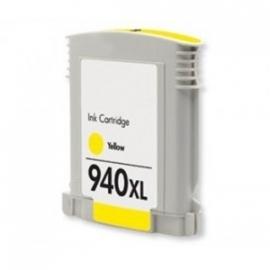 Geschikt HP 940XL Geel C4909A magenta van inktpatronenexpress