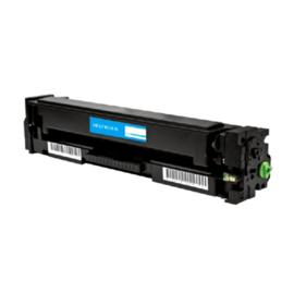 HP 201X 201A (CF401X CF401A) toner cyaan hoge capaciteit huismerk
