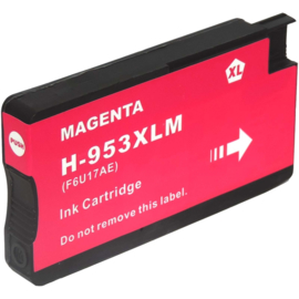HP 953 XL Magenta met chip Huismerk