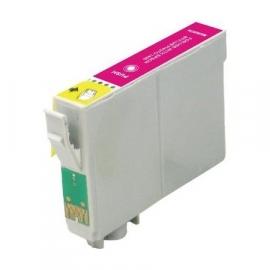Epson T0713 magenta huismerk met chip