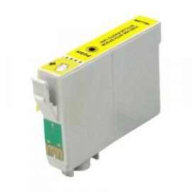 Epson T0714 geel huismerk met chip