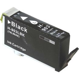 Geschikt HP 903 XL Zwart met chip  van inktpatronenexpress