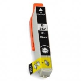 Epson T2431 XL zwart huismerk met chip