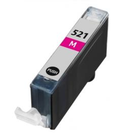 Canon Cli-521 magenta met chip huismerk