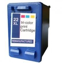 Geschikt voor Hp 22 XL kleur van inktpatronenexpress