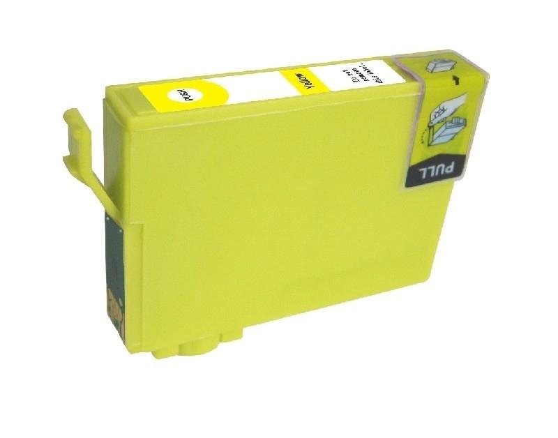Epson T1614 XL geel huismerk met chip