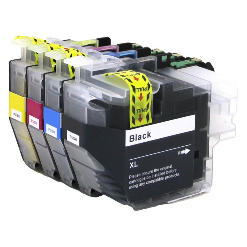 Geschikt Brother LC-3217 XL multi pack  van inktpatronenexpress