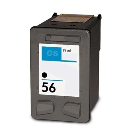 Geschikt Hp 56 zwart van inktpatronenexpress