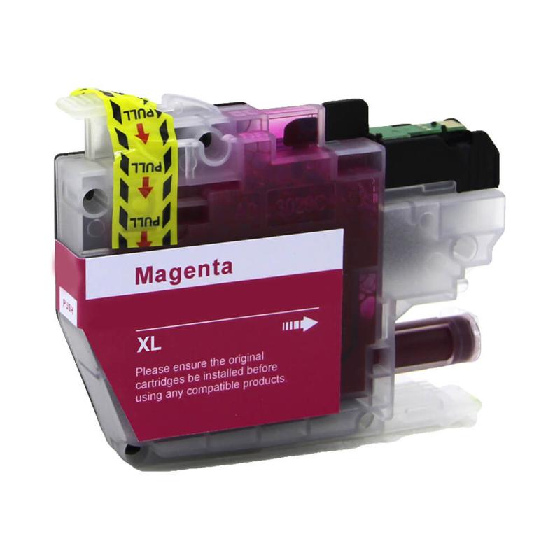 Geschikt Brother LC-3217 XL magenta  van inktpatronenexpress