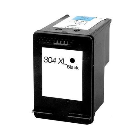 Gerschikt voor Hp 304 XL Zwart van inktpatronenexpress