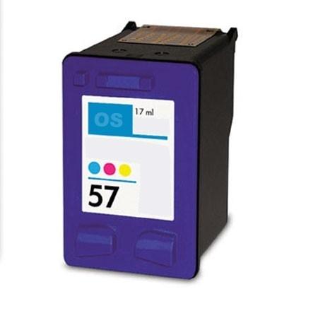 Geschikt Hp 57 kleur van inktpatronenexpress