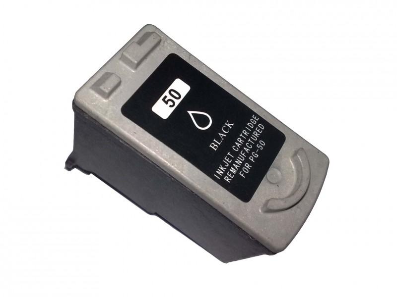 Geschikt Canon Pgi-50 zwart  van inktpatronenexpress