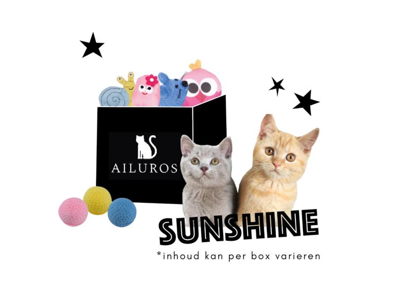 Ailuros Box Sunshine edition