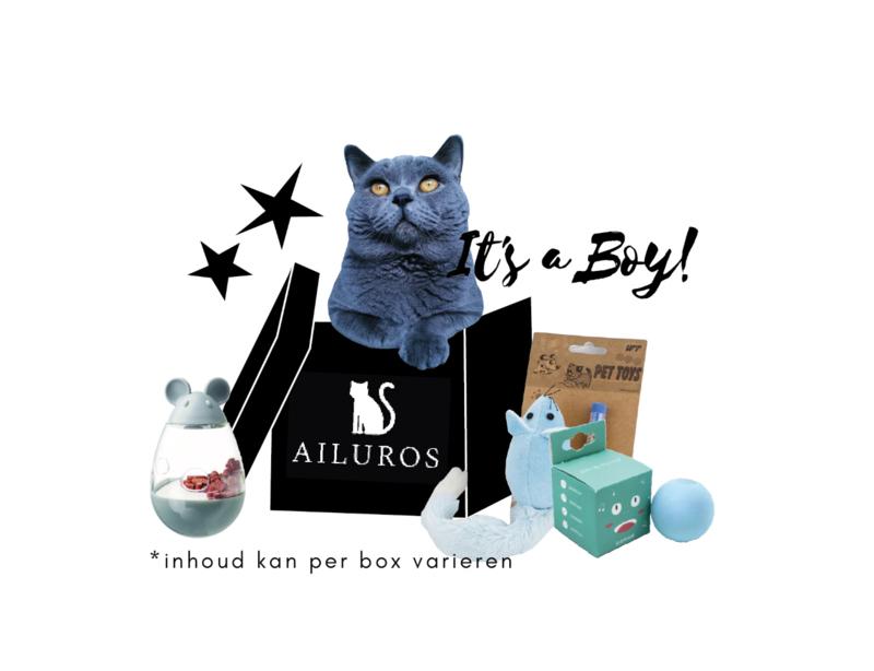 Ailuros Box Babyblue edition