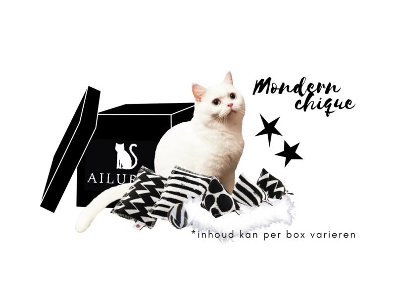 Ailuros Box Monochrome edition