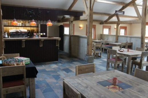 Bar recylce Sloophout hergebruik duurzaam