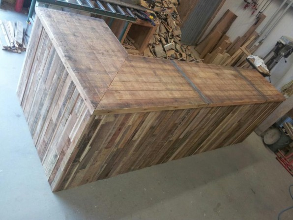 Bali Recycle hout Reclaimed wood