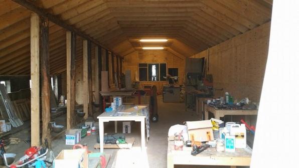 stuatie werkplaats oktober 2014
