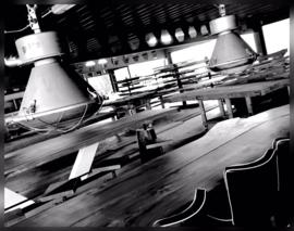 Fabriekslamp Zuidschermer
