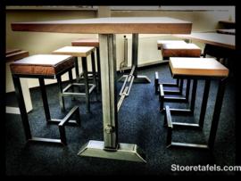 banken krukken en stoelen