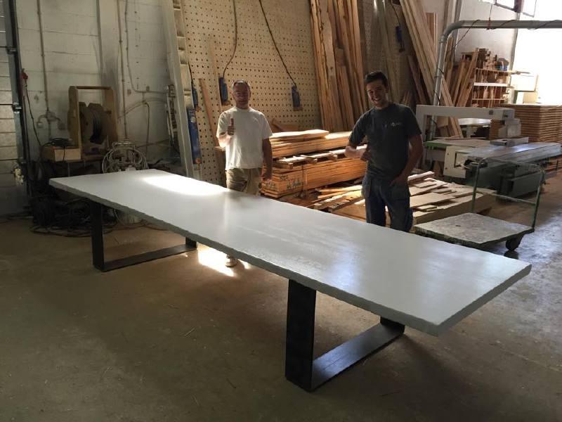 Mega lange tafels