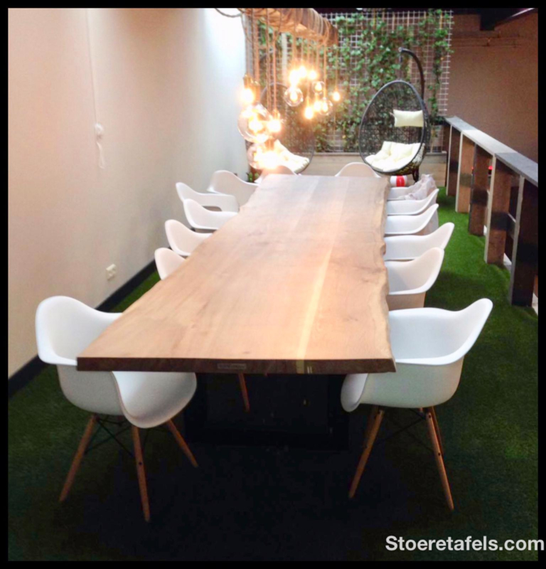 hele lange tafel