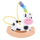 Kralenframe koe