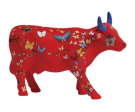 Cow parade Klaricious/Butterfly medium
