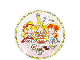 Blond bord
