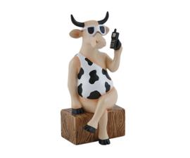 Cow parade Call me now medium