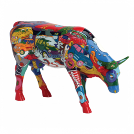 Cow parade Brenners Mooters large