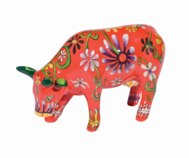Cow parade Flower lover