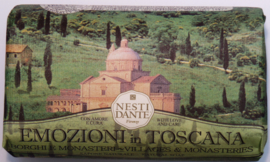 Emozioni in Toscana: Villages and monasteries