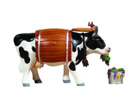 Cow parade Clarabelle medium