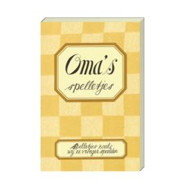 Oma's spelletjes
