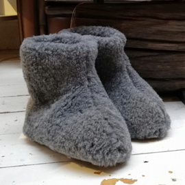 Huissloffen grijs