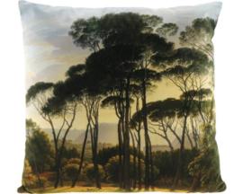 Kussen bomen