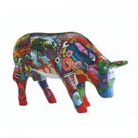 Cow parade Brenners Mooters medium