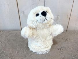Handpop zeehond